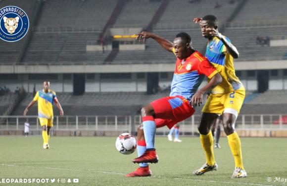 CHAN : La RDC chute 2-3 en amical face au RWANDA