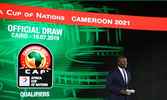 Calendrier complet des éliminatoires de la CAN 2021