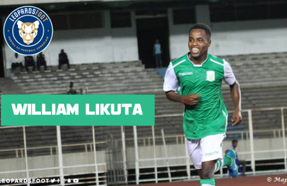 William Likuta la nouvelle coqueluche du DCMP ?
