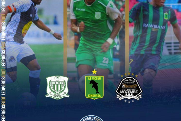 Début timide pour les clubs congolais en compétitions africaines