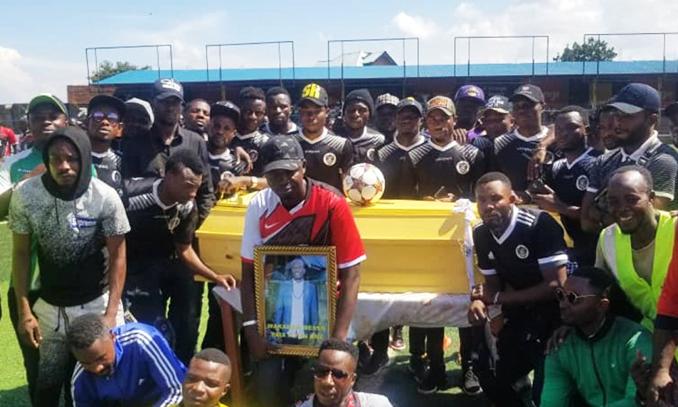 L'O.C Bukavu Dawa en deuil !