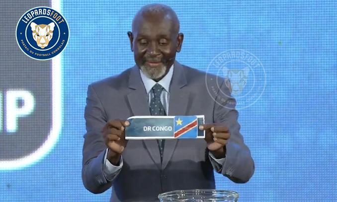CHAN 2020 : La RDC dans le groupe B avec le Congo Brazzaville