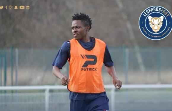 Découverte : Amisi Mununga, de la KFA à Clermont Foot !