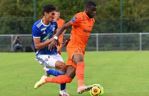 Montpellier s'incline face à Strasbourg, Mavididi titulaire !