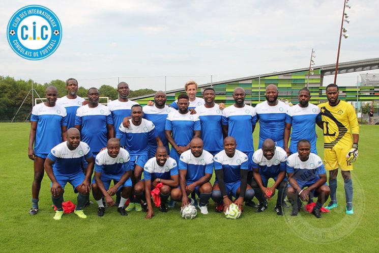 Lancement officiel du Club des Internationaux Congolais à Liévin !