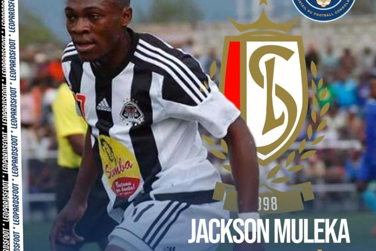 Standard de Liège: Muleka a signé !