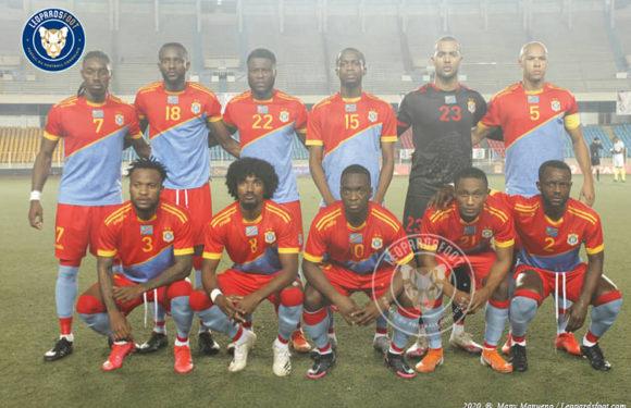 Angola-RDC (0-1) : le bol d'air !