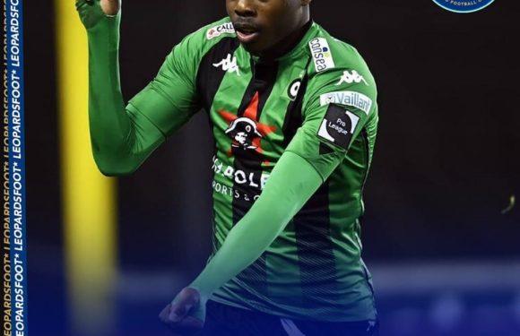Le Cercle s'incline face au Club de Bruges, Musaba buteur !