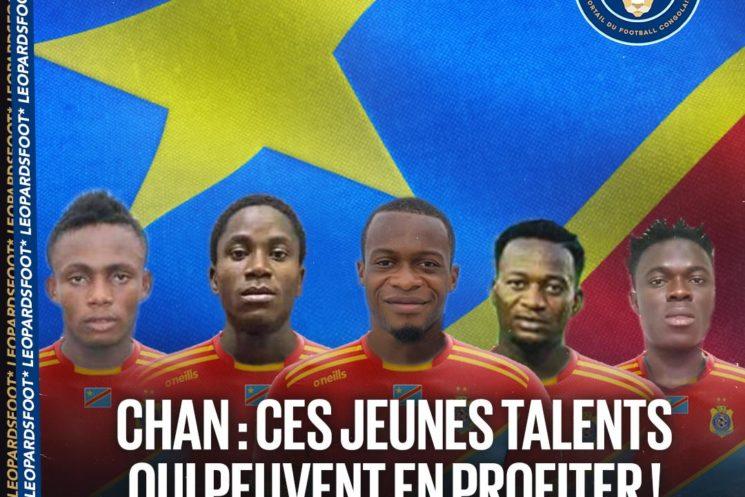 Ces jeunes talents qui pourraient profiter du CHAN !