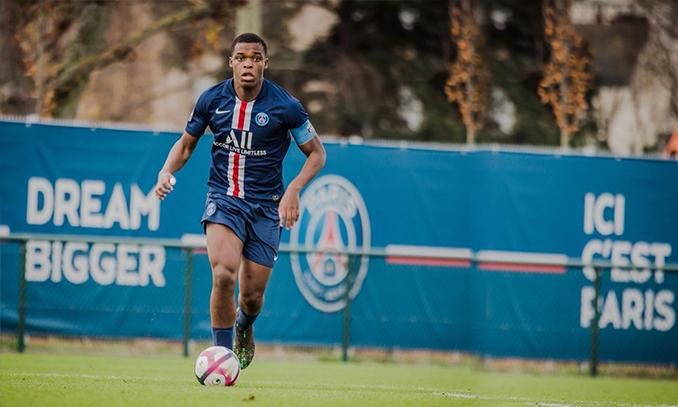PSG : Hubert Mbuyi en passe de signer son premier contrat pro !