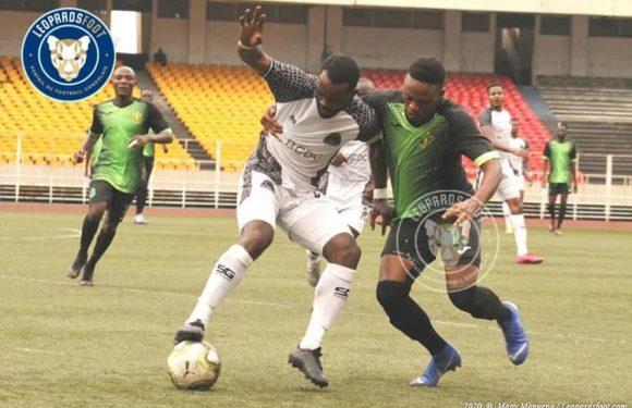 CAF C1: Mazembe tombe à domicile, Vita arrache le nul en Egypte!