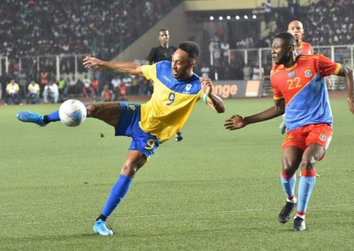 Gabon-RDC (3-0) : Les notes
