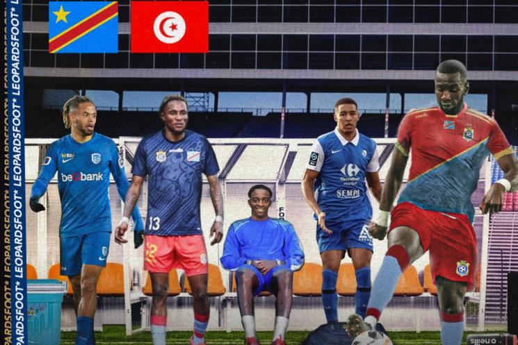Pré-liste RDC-Tunisie : un manque d'ambition ?