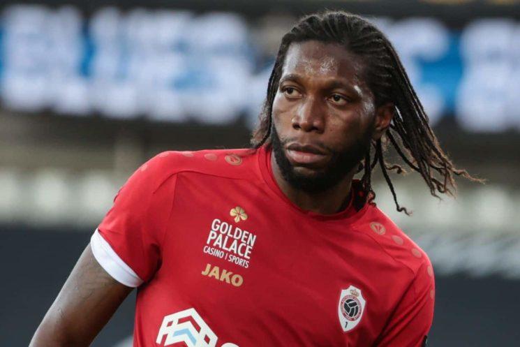 Mbokani a la dent dure contre l'Antwerp !